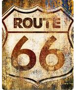 Route 66 Vintage Metal Sign - $29.95