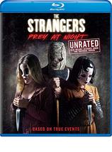 The Strangers: Prey at Night [Blu-ray + DVD]