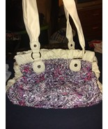 Elle shoulder bag handbag multicolored purse - $20.00