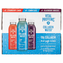 Vital Proteins Collagen Water 12 fl oz, 12-pack - $39.99
