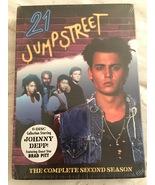21 Jump Street - The Complete Second Season (DVD, 2005, 6-Disc Set) - $19.95