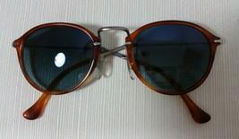 4e7436dda960 Persol 3075-S Folding Brown Frame Polarized Men's Sunglasses - $350.00