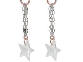 Swarovski Crystal Star Earrings - $30.40