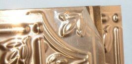 Fasade D6025 Polished Copper Back Splash Panel Set of 5 Pieces image 3