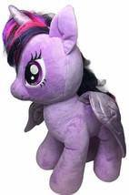 "Build A Bear Babw My Little Pony Twilight Sparkle Plush 18"" Wear On Mlp Logo - $19.75"