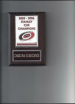 Carolina Hurricanes Stanley Cup Banner Plaque Champions Champs Hockey Nhl - $3.95