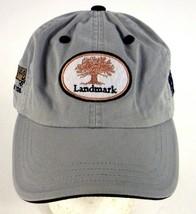 Landmark Golf Club Indio California Strapback Cap Hat Boxcar No 2 Par 4 ... - $17.81