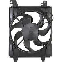 A/C CONDENSER COOLING FAN HY3113105 FOR 01 02 03 04 05 06 HYUNDAI ELANTRA A/T image 5