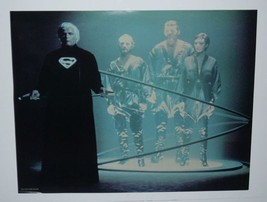 Original 1978 Superman DC comic book action movie pin-up poster 1: Marlon Brando - $24.99