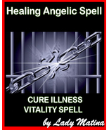 ANGELIC STRONG HEALTH - CURE ILLNESS -VITALITY SPELL~ LONG LIFE MAGICK R... - $67.50