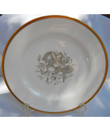 SPODE CHATHAM FRUIT DINNER PLATE S NO 5 GOLD TRIM Y5280 - $67.31