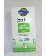 Garden of Life Baby Multivitamin Liquid 1.9 oz (VS-G) - $18.66