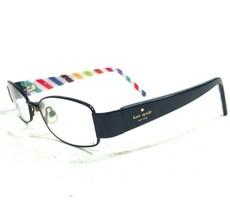 Kate Spade ALANIS 0JXL Sunglasses Eyeglasses Frames Navy Blue Oval Round... - $46.74