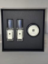 Jo Malone English Pear Freesia & Blackberry Bay 9ML Cologne Spray & Peony Creme - $47.47
