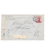 Philippines 1945 Dagami Leyte Manuscript Star in Circle Postmark C.C.D 5... - £34.01 GBP