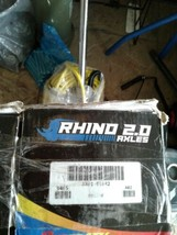 SuperATV Rhino 2.0 Heavy Duty Big Lift Rear Axle for battle AX01-016R2 pair ( je image 2