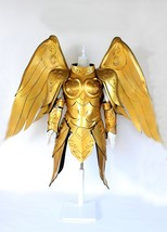 Saint Seiya Athena Saori Kido Gold Cloth Cosplay Costume Armor Buy - $920.00