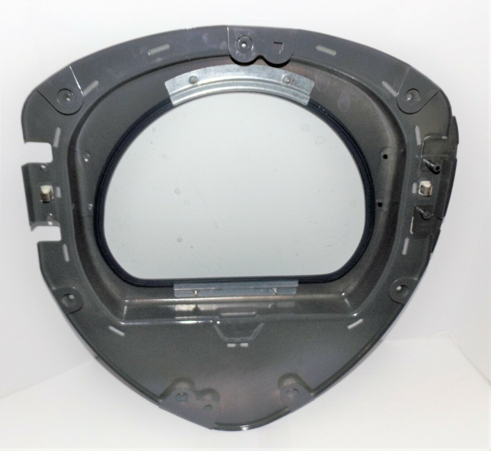 GE Profile Dryer : Inner Door Window & Seal : Opens Left (WE9M46) {P4018} - $89.84