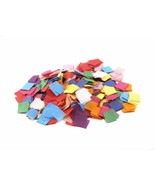 Mosaic Bleeding Tissue Paper Squares 1 inch x 1 inch-for Arts & Crafts, ... - $48.99+