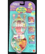 Vintage Polly Pocket Stylin' Workout 1995 NEW & SEALED Happening Hair Co... - $395.01