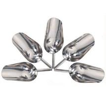 5 PCS Sweet Tongs,Ice Scoop Ice Tongs,Stainless Steel Serving Tongs 8'' - $9.69