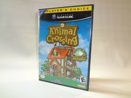 Animal Crossing (Nintendo GameCube, 2002) CIB  - $39.58