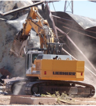 2009 LIEBHERR R954BHD LITRONIC For Sale In Hobbs, New Mexico 88241 image 1