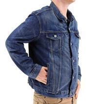 Levi's Men's Premium Button Up Denim Jeans Jacket Two Color 723350009 image 3