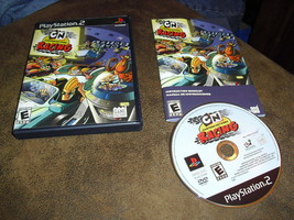 Cartoon Network Racing (Sony PlayStation 2) - $17.81