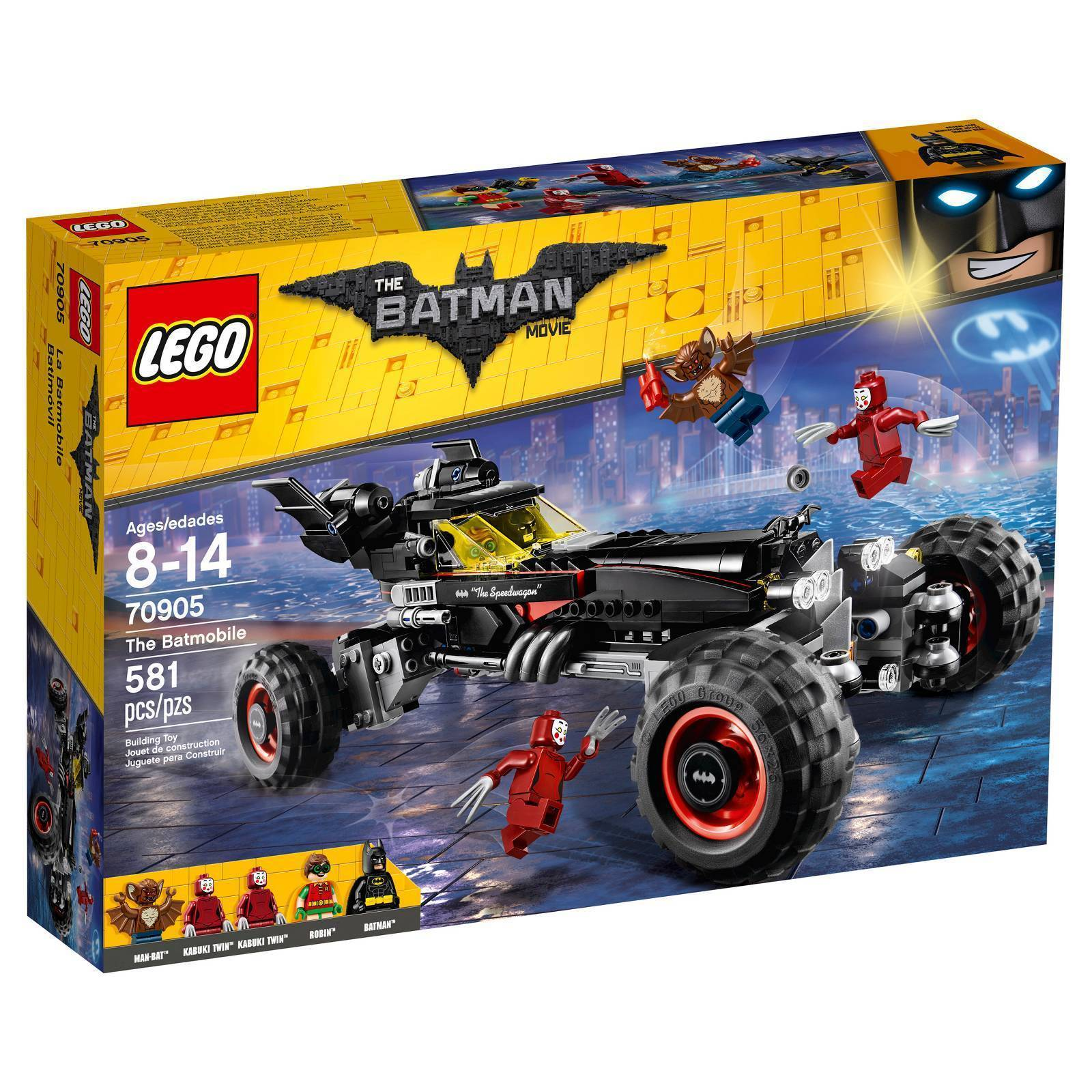 LEGO Batman Movie - The Batmobile 70905 [New] Building Set