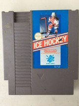 NES Ice Hockey Video Game Tested - $9.99