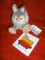 WDW DISNEY TINY BIG FEET THUMPER IN EGG PLUSH MINI EASTER EGG NEW W/T - $9.99