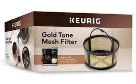 Keurig Reusable Ground Coffee Filter Compatible Essentials and K-Duo Bre... - $30.11