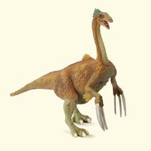 <><   Breyer CollectA 88529 Therizinosaurus dinosaur  well made - $9.65