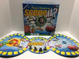 Disney Magical Moments Scene It? DVD Game PIXAR Trivia & Puzzles Complete Kohl's - $35.59