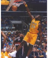 SHAQUILLE O'NEAL 8X10 PHOTO LOS ANGELES LAKERS LA BASKETBALL PICTURE SHAQ - $3.95