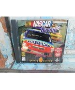 NASCAR Racing All-American Sports Series 1998 PC Game CD-ROM - $9.89