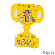 Sports VBS Stand-Up Sticker Scenes - $6.24