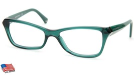 Emporio Armani Ea 3032 5201 Green Eyeglasses Frame 52-17-140 B34 (Display Model) - $53.96