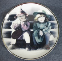 We're Two Of A Kind Pretty As A Picture Collector Plate Kim Anderson 205230 - $14.95