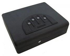 GunVault MV 1000 MicroVault XL Handgun Safe with No-Eyes Keypad - $209.84