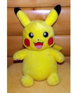 """Build-A-Bear Workshop Exclusive Pokemon Pikachu Plush 16"""" BAB - $22.99"""