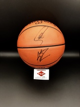 Klay Thompson & Stephen Curry GSW Autographed Basketball - $459.00