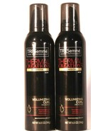 2 TRESemme 6.5 Oz Thermal Creations Heat Volumizing Curl Mousse Provides... - $23.99
