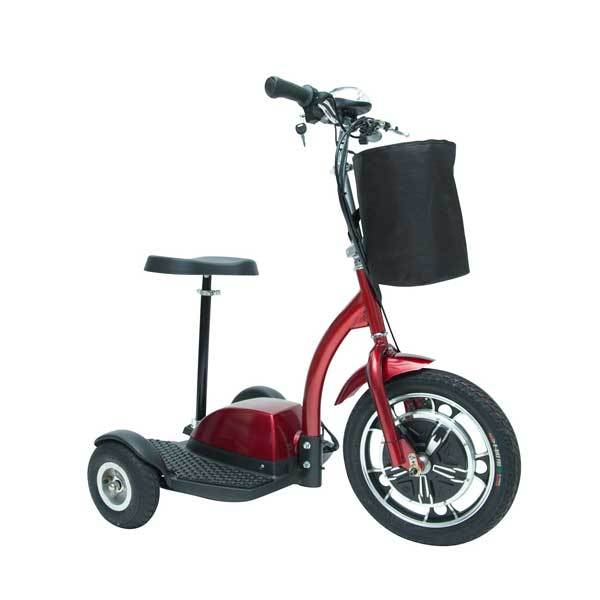 Zoome 3 wheel recreational scooter600