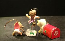 Hallmark Handcrafted Ornaments AA-191777 Collectible (3 Pieces ) image 5