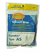 Eureka Type AS Vacuum Bags 20-2410-03 - $4.57