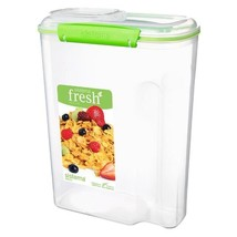 Sistema Fresh Cereal Container, 4.2L, Green - €24,97 EUR