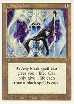 Magic: The Gathering 3rd Edition - Throne of Bone - $0.99
