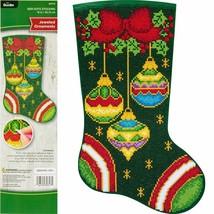 Bucilla Gem Dots Jeweled Ornaments Christmas Craft Facet Art Stocking Ki... - $39.95